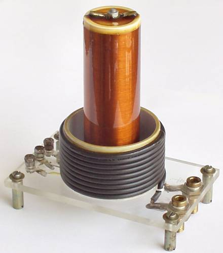 RayeR's homepage/Tesla Coil (miniTC)